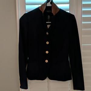 Navy blazer